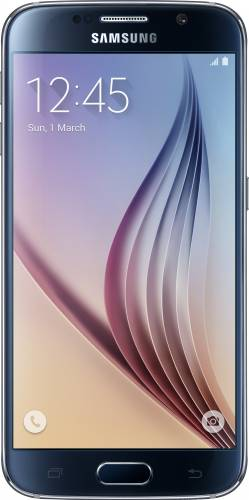 imagine 0 Telefon Mobil Samsung Galaxy S6 G920 64GB Black SM-G920FZKEROM