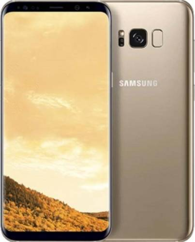 imagine 0 Telefon Mobil Samsung Galaxy S8 G950 64GB 4G Gold tsamg950ssgld