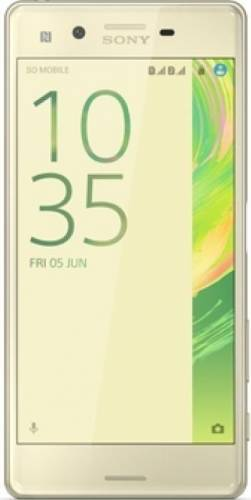 imagine 0 Telefon mobil Sony Xperia X F5121 32GB 4G Gold sonxf5121lgld