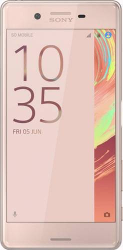 imagine 0 Telefon mobil Sony Xperia X F5121 32GB 4G Rose Gold sonxf5121lrosegld