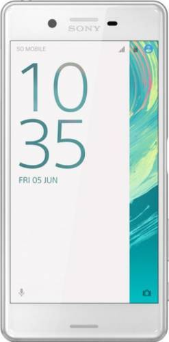 imagine 0 Telefon Mobil Sony Xperia X Performance F8131 32GB White Xperia X Performance F8131 32 white