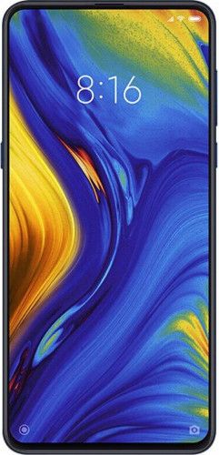 imagine 0 Telefon mobil Xiaomi Mi Mix 3 64GB Single SIM 5G Blue mimix5g64blue