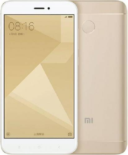 imagine 0 Telefon Mobil Xiaomi Redmi 4X 32GB Dual Sim 4G Gold EU redmi4x gold