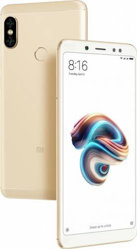 imagine 0 Telefon mobil Xiaomi Redmi Note 5 64GB Dual Sim 4G Gold 18137