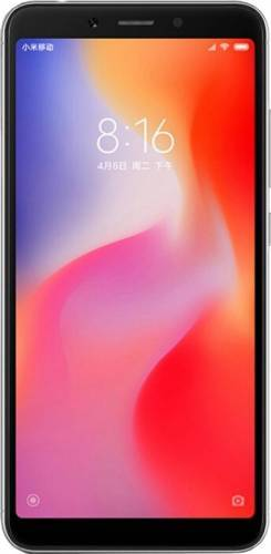 imagine 0 Telefon mobil Xiaomi Redmi 6 32GB Dual Sim 4G Grey EU 19006