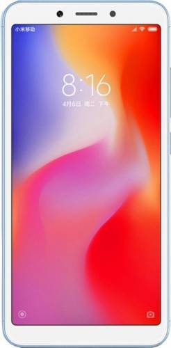 imagine 0 Telefon mobil Xiaomi Redmi 6A 16GB Dual Sim 4G Blue EU 18987