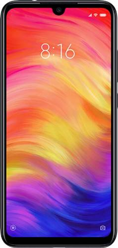 imagine 0 Telefon mobil Xiaomi Redmi Note 7 64GB Dual SIM 4G Black redmi note 7 black