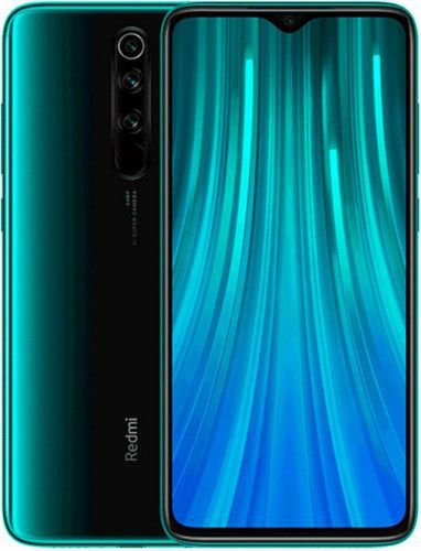 imagine 0 Telefon mobil Xiaomi Redmi Note 8 Pro 128GB Dual SIM 4G Green EU MZB8340EU