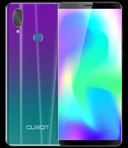 imagine 0 Telefon Mobil CUBOT X19 4G 5.93 FHD+ 4+64GB Android 9 Gradient include Husa Silicon si Folie cubot-x19-gra
