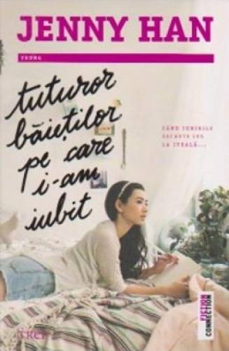imagine 0 Tuturor baietilor pe care i-am iubit - Jenny Han 978-606-719-204-9