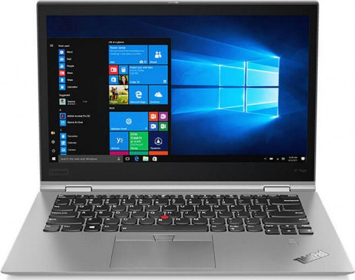 imagine 0 Ultrabook 2in1 Lenovo ThinkPad X1 Yoga Gen3 Intel Core (8th Gen) i5-8250U 512GB 8GB Win10 Pro Tast. il. FPR 20LF000RRI