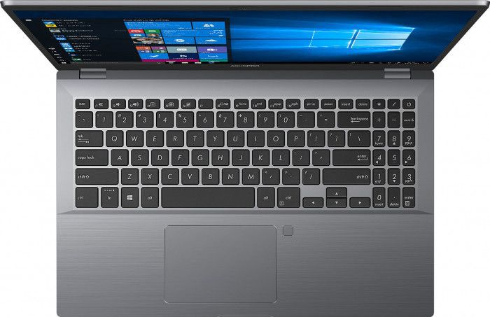 imagine 2 Ultrabook ASUS Pro P3540FA Intel Core  (8th Gen) i7-8565U 256GB SSD 8GB Win10 Pro FullHD FPR 3 ani garantie Grey p3540fa-bq0079r