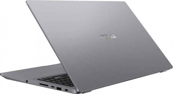 imagine 3 Ultrabook ASUS Pro P3540FA Intel Core (8th Gen) i3-8145U 256GB SSD 8GB Endless FullHD Cititor amprenta Grey 3 ani garantie p3540fa-bq0034