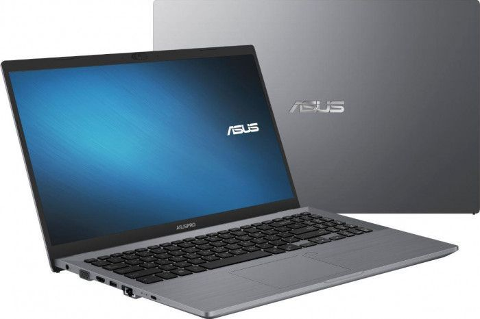 imagine 4 Ultrabook ASUS Pro P3540FA Intel Core  (8th Gen) i7-8565U 256GB SSD 8GB Win10 Pro FullHD FPR 3 ani garantie Grey p3540fa-bq0079r