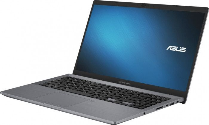 imagine 5 Ultrabook ASUS Pro P3540FA Intel Core  (8th Gen) i7-8565U 256GB SSD 8GB Win10 Pro FullHD FPR 3 ani garantie Grey p3540fa-bq0079r