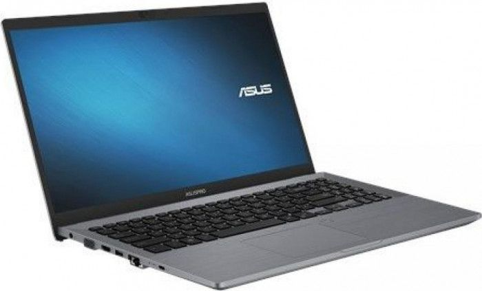 imagine 0 Ultrabook ASUS Pro P3540FA Intel Core  (8th Gen) i7-8565U 256GB SSD 8GB Win10 Pro FullHD FPR 3 ani garantie Grey p3540fa-bq0079r