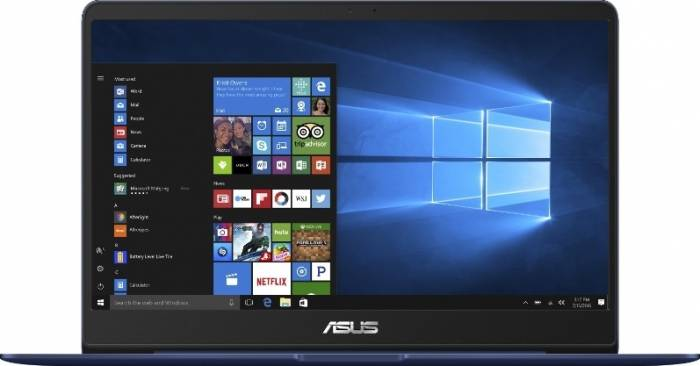 imagine 9 Ultrabook Asus ZenBook UX430UN Intel Core Kaby Lake R(8th Gen) i7-8550U 512GB 16GB nVidia MX150 2GB FHD Win10 Pro FPR ux430un-gv075r