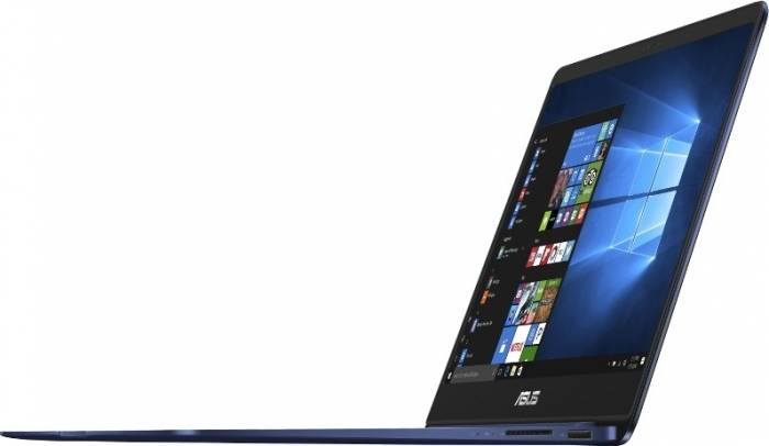 imagine 10 Ultrabook Asus ZenBook UX430UN Intel Core Kaby Lake R(8th Gen) i7-8550U 512GB 16GB nVidia MX150 2GB FHD Win10 Pro FPR ux430un-gv075r