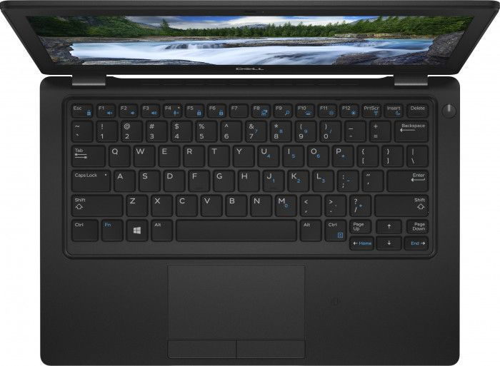 imagine 1 Ultrabook Dell Latitude 5290 Intel Core Kaby Lake R (8th Gen) i7-8650U 256GB SSD 8GB Win10 Pro Tastatura ilum. 3 ani garantie Black n018l529012emea_win10p-05