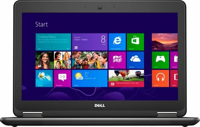 imagine 0 Ultrabook Dell Latitude E7250 i5-5300U 128GB 8GB WIN8 Pro 1000017677