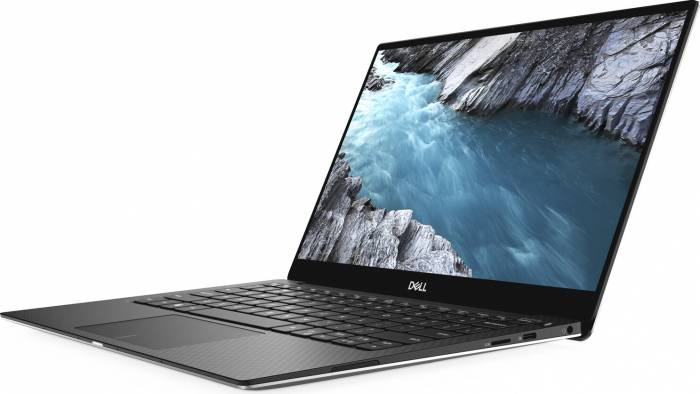 imagine 5 Ultrabook Dell XPS 13 Intel Core (8th Gen) i7-8565U 512GB 16GB Win10 Pro UltraHD Touchscreen Tast. ilum. FPR xps9380i7uh16512wp