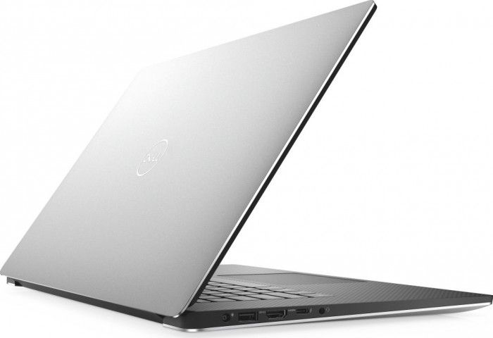 imagine 5 Ultrabook Dell XPS 7590 Intel Core (9th Gen) i7-9750H 1TB SSD 16GB nVidia GeForce GTX 1650 4GB UltraHD Touch Win10 Pro FPR Silver dxps7590uti79750h16gb1tb4gw3y-05
