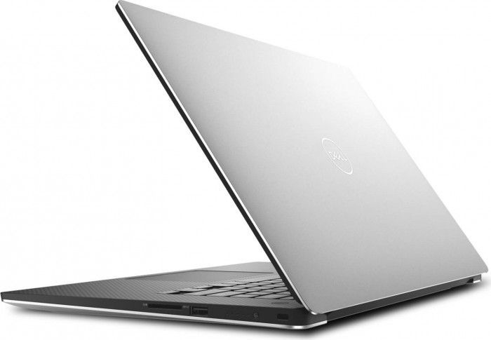 imagine 8 Ultrabook Dell XPS 7590 Intel Core (9th Gen) i7-9750H 1TB SSD 16GB nVidia GeForce GTX 1650 4GB UltraHD Touch Win10 Pro FPR Silver dxps7590uti79750h16gb1tb4gw3y-05