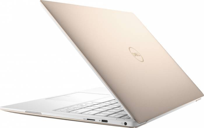 imagine 2 Ultrabook Dell XPS 9370 Intel Core Kaby Lake R (8th Gen) i7-8550U 512GB SSD 16GB Win10 Pro 4K UHD Touchscreen Tast ilum. dxps9370i716512wpg