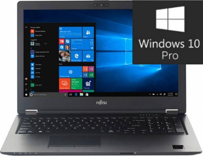 imagine 0 Ultrabook Fujitsu Lifebook U757 Intel Core Kaby Lake i7-7500U 256GB 8GB Win10 Pro FullHD vfy:u7570m45abro