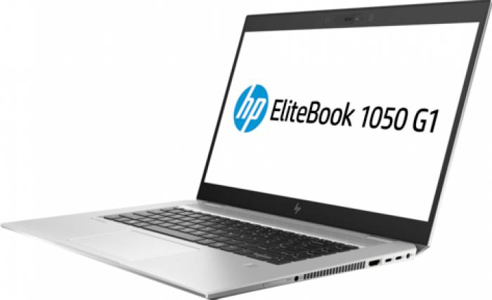 imagine 7 Ultrabook HP EliteBook 1050 G1 Intel Core Coffee Lake (8th Gen) i7-8750H 512GB 16GB Win10 Pro FullHD Tastatura ilum. 3zh22ea