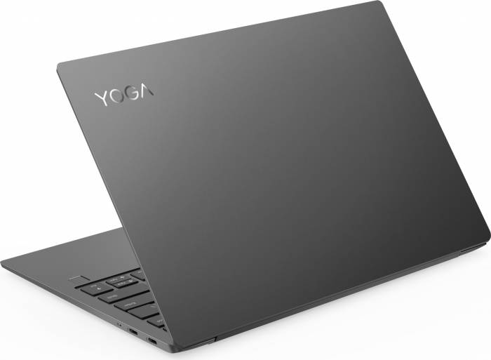 imagine 12 Ultrabook Lenovo Yoga S730-13IWL Intel Core Whiskey Lake (8th Gen) i5-8265U 512GB SSD 16GB Win10 FullHD IPS Tastatura ilum. FPR Iron Grey 81j0004mrm