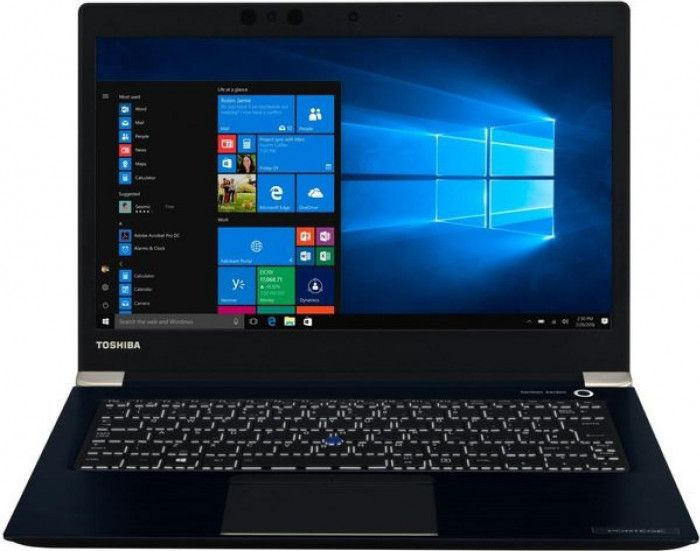 imagine 0 Ultrabook Toshiba Portege X30-E-12G Intel Core (8th Gen) i7-8550U 1TB SSD 32GB Win10 Pro FullHD Tast. ilum. PT282E-0CH00MG6