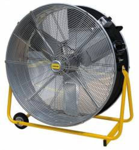 imagine 0 Ventilator industrial MASTER Italia model DF30P diametru 75cm 10200m3h 315W df30p
