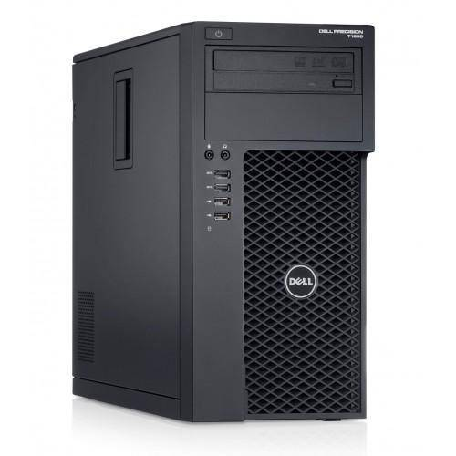 imagine 0 Workstation Refurbished Dell Precision T1650 Tower Intel Xeon E3-1225 16GB Ram DDR3 240SSD + HDD 500GB S-ATA DVDRW Placa d1_4828