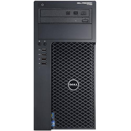 imagine 0 Workstation Refurbished Dell Precision T1700 Tower Intel Xeon E3-1240 v3 16GB Ram DDR3 HDD 240GB SSD + 500GB S-ATA DVDRW d1_4250