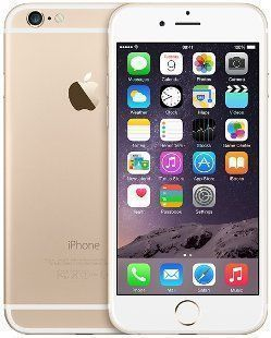 Telefoane Mobile Telefon Mobil Apple iPhone 6 16GB Gold