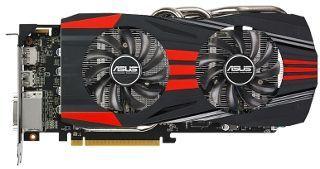 Placi video Placa video Asus Radeon R9 270X DirectCU II T 2GB DDR5 256Bit