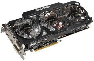 Placi video Placa video Gigabyte AMD Radeon R9 290 OC 4GB DDR5 512Bit WF3