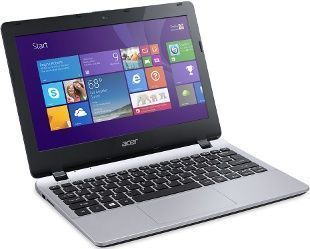 Laptop Laptopuri Laptop Acer Aspire E3-112-C658 Dual Core N2840 500GB 2GB WIN8 Silver