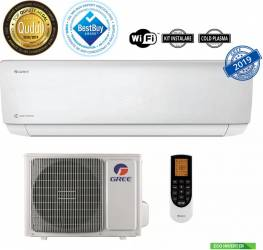 Aparate de Aer Conditionat Aparat de aer conditionat Gree Bora GWH12AAB-K6DNA4A 12000 BTU inverter clasa A++ refrigerant R-32 modul WiFi inclus Alb