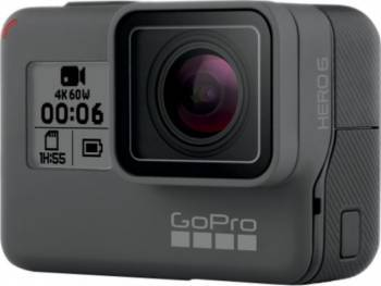 Camere Video OutDoor Camera Video Sport GoPro Hero 6 4K Black Edition