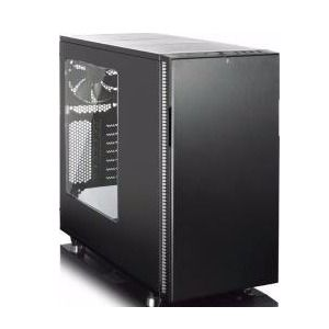 Carcase Carcasa Fractal Design Define R5 Blackout Edition Window Negru