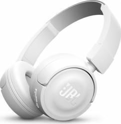 Casti Bluetooth Casti Bluetooth JBL T450BT Albe
