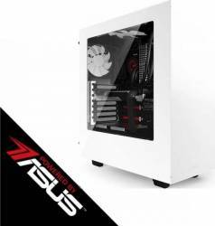 Calculatoare Desktop Diaxxa Powered by ASUS Advanced gaming Intel i5 8600K 3.60GHz 1TB+256GB NVMe 16GB DDR4 GTX 1070Ti 8GB