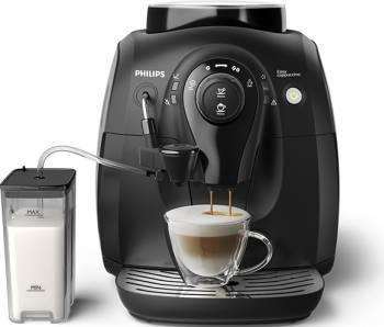 Espressoare Espressor automat Philips HD8652/91 1l 1400W 15 bar, Rasnite 100% ceramice, Espresso, Cappuccino
