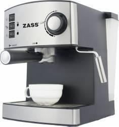 Expresoare espressoare cafea Espressor manual Zass ZEM 04 850W 15 bari Silver