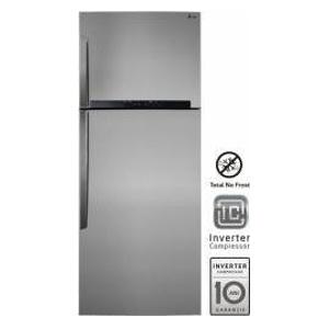 Frigidere Combine frigorifice Frigider cu doua usi LG GTB574PZHM No Frost 438 l Clasa A++ H 185 cm Silver