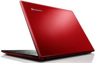 Laptop Notebook Laptop Lenovo IdeaPad G500s i3-3120M 1TB 4GB GT720M 2GB Red