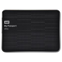 Hard disk-uri externe HDD extern WD My Passport Ultra 1TB 2.5 USB 3.0 Black