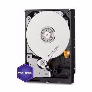 Hard Disk-uri HDD WD Purple Surveillance 1TB SATA3 InteliPower 64MB